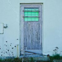 the door by birgzett