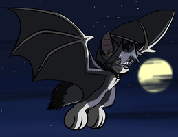 Flying Fox by Virmir