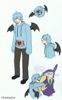 That Woobat Kid by MrEchoAngel