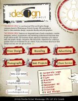 Design Circle Flyer Design-2 by aa3