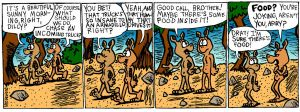 In a Common Shell 4-16-12 (first strip) by Nate-Spidgewood