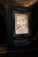 The Portrait of Dorian Gray Book Sculpture by wetcanvas