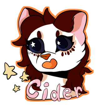 Cider Badge by Frostdance89