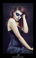 ...sugar skull... by canismaioris