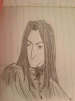 Snape Doodle 102 by dragoon811