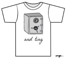 LIMITED SAFE AND TING TEES by Jordan-Austin