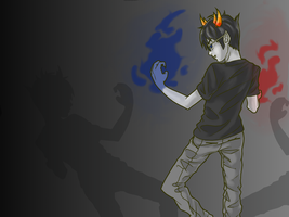 Sollux Wallpaper by Slice-Hazard