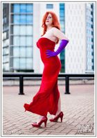 Jessica Rabbit by Tif9123