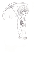 Umbrella by MayonnaiseChainSaw