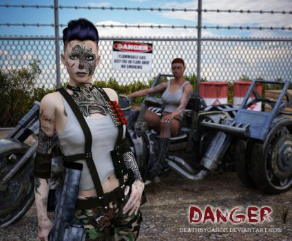 Danger by deathbycanon