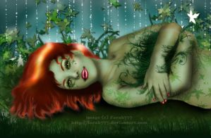 Poison Ivy by farah777
