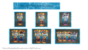 .: Skylanders Store Exclusive Variants :. by Dunkin-Prime