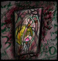 Silent Hill 3: Let Me OUT by janelvalle