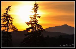 Port Orchard sunset 2 by TBoy360