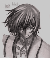 Emperor Lelouch Vi Brittania- Code Geass R2 by rapperfree
