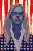 Carrie Mathison- Homeland by toniinfante