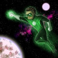 Green Lantern by StoobyToons