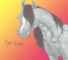 Day 2: Favourite Animal by Dyvyan