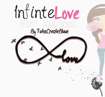 InfiniteLoveSkin (For Xwidget) by TutosCreateBluue