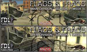 Flags And Frags - FDL S1 Wk5 by JukEboXAuDiO