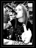 Alexi Laiho by RiCe-lOvE