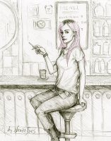 I can buy my own drink,thanks by Sanzo-Sinclaire