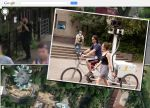 Caught on Google Street View: Odd Tricycle Thingy by Ugghhzilla