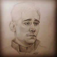 Will Scarlet - Michael Socha by DafnaWinchester