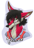 Antandrs badge by TheArtyMadCow