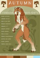 Reference Sheet: Autumn by SaraChristensen