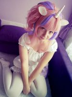 Sweetie Belle cosplay by Ayakuchan