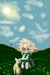Chibi Adrian - CONTEST ENTRY by LevairAmeliaRivaille