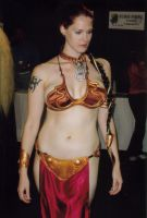 Slave Leia at Signatopia by masimage