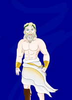 Zeus by Paoloid