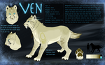 Complex Reference Sheet Commission by Capukat