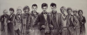 Doctor Who? by hermindpalace