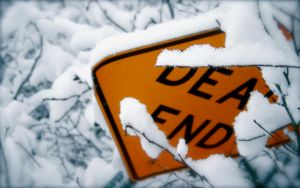 Dead End by JackRiguel