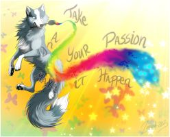 Take Your Passion by Zerwolf