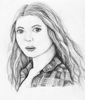 Amy Pond (Doctor Who) by SarahStar123