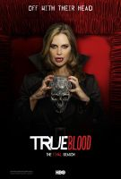 True Blood - The Final Season Poster (Pam) by emreunayli