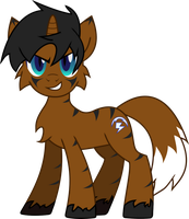 First Vector. Pony DS by Darkspines-00