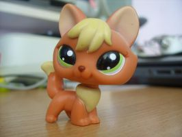 The LPS Fox by AgraelLPS