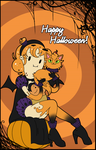 Happy Halloween 2012 by TheCupcake-Queen