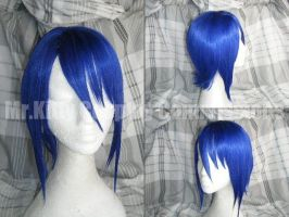 AgitoAkito Cosplay wig V.2 by mrkittycosplay