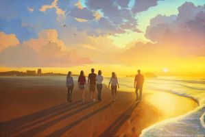 Brisbane story by RHADS