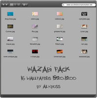 Wazabi pack by alxboss