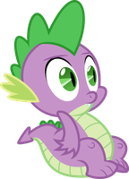 Stunt Spike Sitting by Yetioner