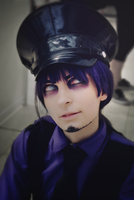 Purple Guy , Japan expo 2015 - Cosplay 4 by AlicexLiddell