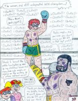 Boxing Chuckie vs Action Hank 2 by Jose-Ramiro