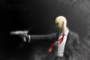 Hitman by leamatte